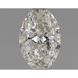 Oval 1.01 carat J SI1 Photo