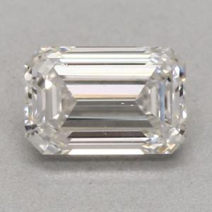 Emerald 0.30 carat F SI1 Photo