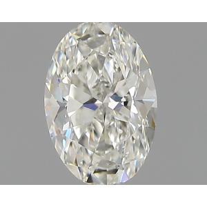 Oval 0.40 carat I VS2 Photo