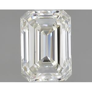 Emerald 0.31 carat J VS1 Photo