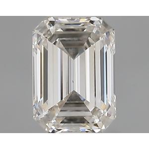Emerald 0.30 carat J VS1 Photo