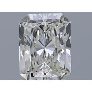 Radiant 1.50 carat J VS2 Photo