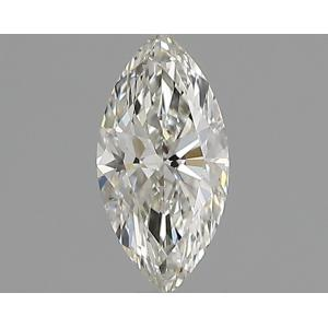 Marquise 0.30 carat J VS2 Photo