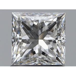 Princess 1.02 carat G VVS1 Photo