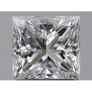 Princess 1.01 carat E VS1 Photo