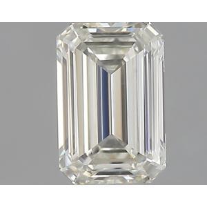 Emerald 0.30 carat I VS1 Photo