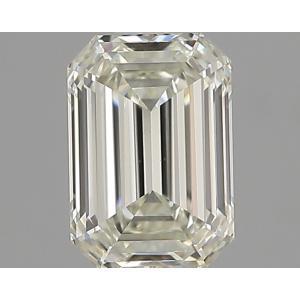 Emerald 0.90 carat K VS1 Photo