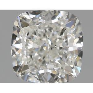 Cushion 0.70 carat I SI2 Photo
