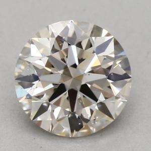 Round 0.35 carat K SI1 Photo