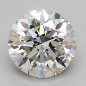 Round 0.36 carat J SI1 Photo