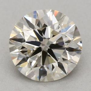 Round 0.37 carat K SI1 Photo