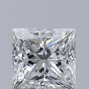 Princess 0.82 carat G VS2 Photo