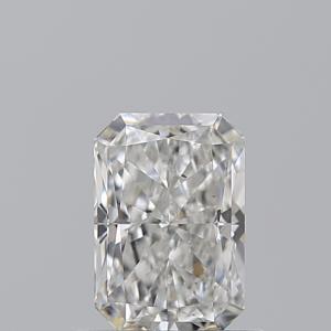 Radiant 1.00 carat F SI1 Photo