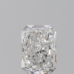 Radiant 1.01 carat D SI2 Photo