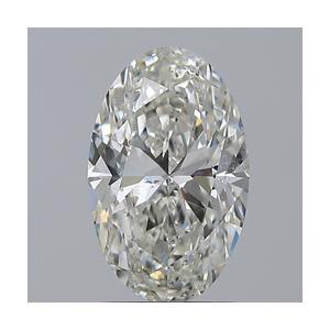 Oval 1.51 carat I SI2 Photo