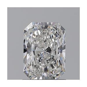 Radiant 1.00 carat E VS2 Photo
