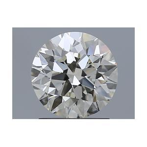 Round 1.50 carat L VS1 Photo