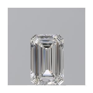 Emerald 1.01 carat E VVS1 Photo