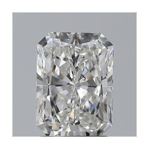 Radiant 1.55 carat H SI1 Photo