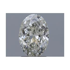 Oval 1.51 carat J SI2 Photo