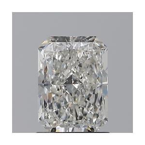 Radiant 1.01 carat H SI2 Photo