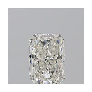 Radiant 1.51 carat I VS2 Photo