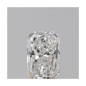 Radiant 1.00 carat D VVS2 Photo