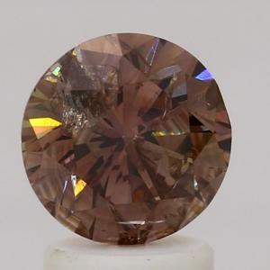 Round 1.60 carat Brown  Photo