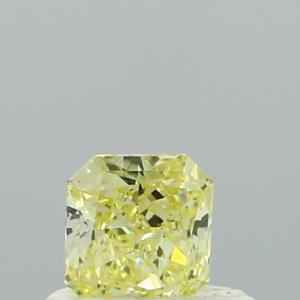Radiant 0.36 carat Yellow SI2 Photo