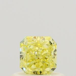 Radiant 0.42 carat Yellow SI2 Photo