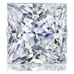 Princess 1.07 carat I I1 Photo