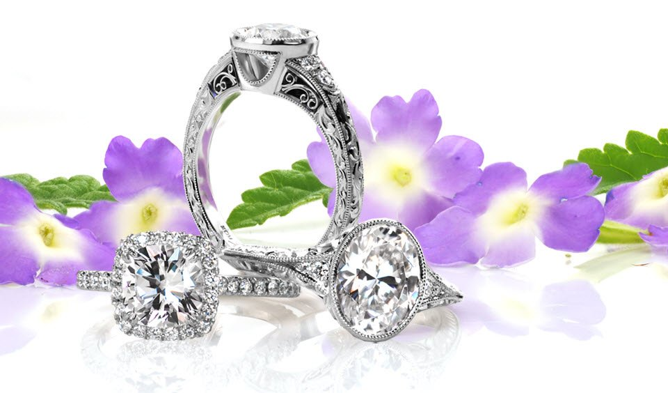 Stunning Antique Engagement Rings In Phoenix