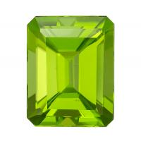 Peridot Emerald 3.33 carat Green Photo