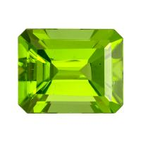 Peridot Emerald 3.47 carat Green Photo