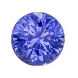Sapphire Round 2.09 carat Blue Photo