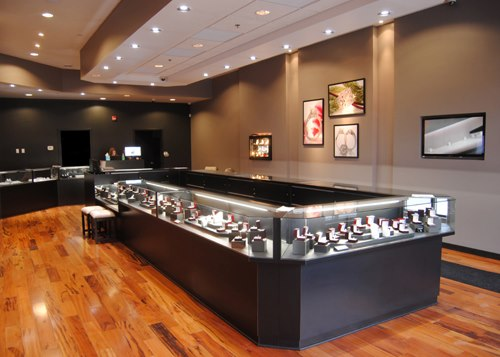 Knox Jewelers Woodbury Store Interior