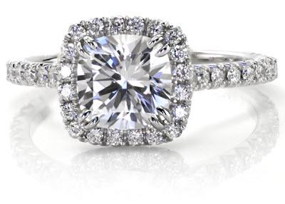 Diamond Rings from Make Believe Costume