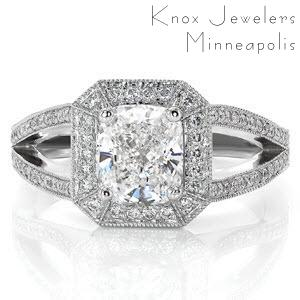 1737_1_image Cushion Cut Rings