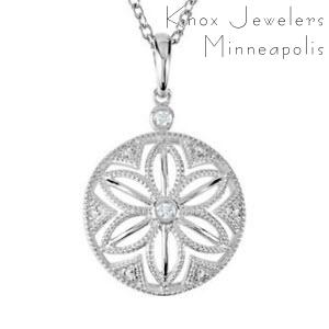 Snowflake Pendant - Gifts Under $200