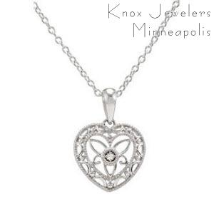 Edwardian Heart - Best Selling Gifts