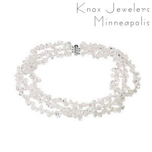 Crystal Necklace - Gifts Under $200