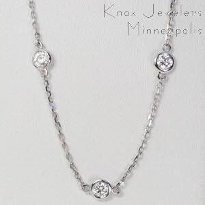 Diamonds by the Yard - 2.20 ct - Pendants