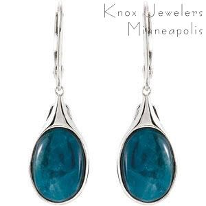 Apatite Earrings - Best Selling Gifts