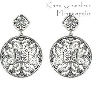 Filigree Earrings - Unique Gifts