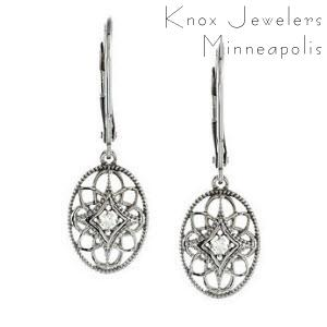 Edwardian Earrings - Best Selling Gifts