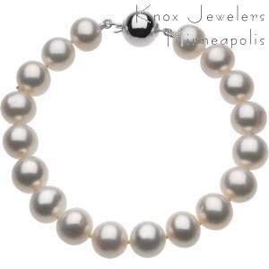 Freshwater Pearl Bracelet - Pearls - pearls