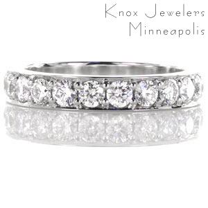 Design 2881 - Eternity Bands