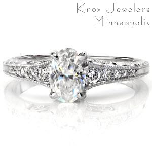 Unique Chicago Engagement Rings