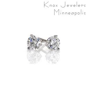 Image for 1/5 ct Martini Studs