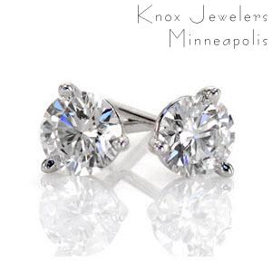 Image for 1.50 ct Martini Studs